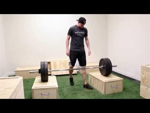 Product Spotlight * Jerk Blocks * Carolina Fitness Equipment