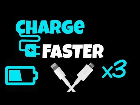 How to Charge your Phone Faster (iPhone and Android Charging Tips)