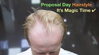 Download Magic Show! Transform A Bald Guy To A Model For His Marriage Proposal 2019 Video