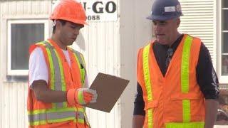 Pretending To Be Construction Workers Prank!