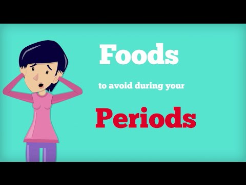 5 Foods To Avoid During Periods