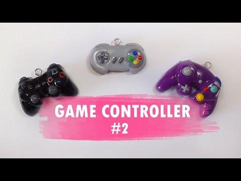 Game Controller #2 Polymer Clay Tutorial / Controlador / Ps3 / Super Nintendo / GameCube