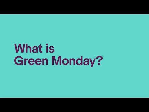 eBay | Green Monday 2017