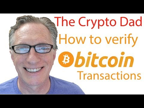 How to Prove That You Sent Someone Bitcoin