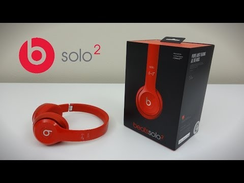 Beats by Dre Solo 2 Headphones - Unboxing and Review!