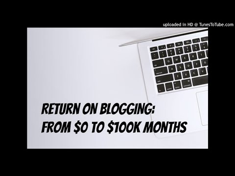 How I Grew My Blog From Zero to $100k a Month in 2.5 Years