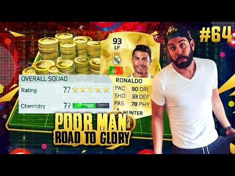 CHEMISTRY GLITCH EXPLAINED + PROOF WITH 93 LW RONALDO! - POOR MAN RTG #64 - FIFA 16 Ultimate Team