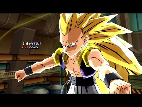 Gotenks vs Broly [Budokai 3 HD]