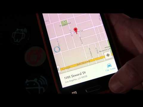 NFC Tags 101 How To Video: Link to specific Google Maps Location & Address