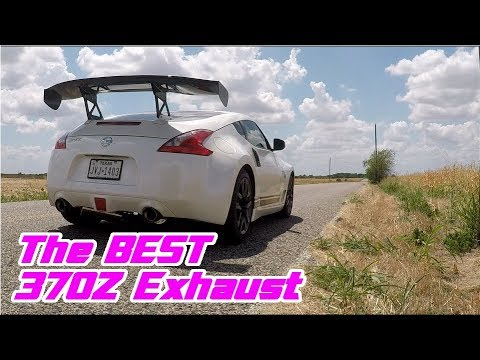 370Z Fast Intentions Exhaust Clips - Cat-Back & Test Pipes