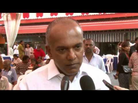 PG Dialogue in Tamil @ Chong Pang (Highlights)