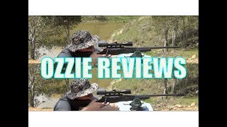 """Grizzly Gunworks """"grizzly"""" Muzzle Brake (with Recoil Comparison Testing)"""
