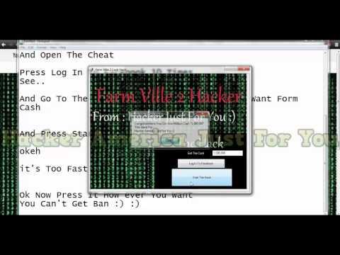 Hacker Farm Ville 2 How To Add Farm Buck's For Free