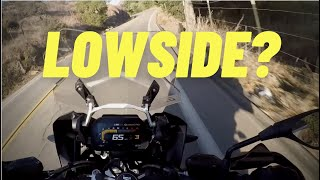 What Happens If You Brake In The Middle of a Turn? | Motorcycle Cornering Techniques