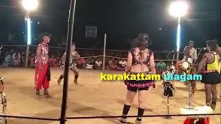 Karakattam,Karakattam hot,Lavanya Karakattam,Midnight Karakattam,Adal padal,Record dance,funny video