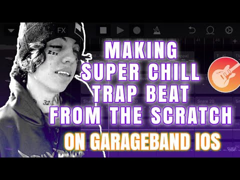 How To Make Chill Trap Beat On GarageBand IPhone/IPad