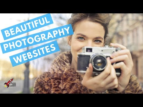 9 Awesome Examples of Website Design for Photographers