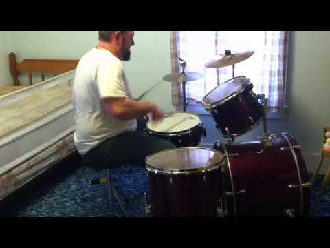 How to make cheap drums sound good...maybe?