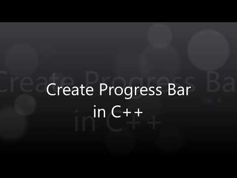 How to Create Progress bar in C/C++ | Graphics in C/C++ |C++ Programming