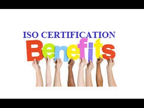 ISO | ISO Certification | BENEFITS of ISO CERTIFICATION | Importance of ISO Certification