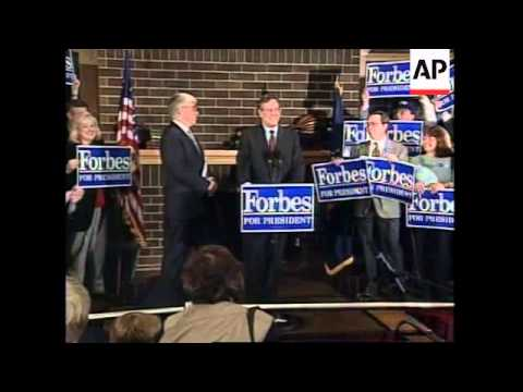 USA: NEW YORK: POLLS OPEN IN REPUBLICAN PRIMARY ELECTIONS