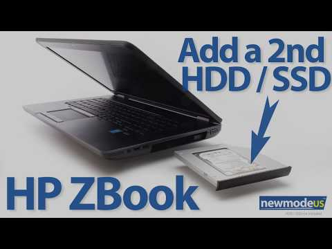 HDD SSD Caddy for HP ZBook