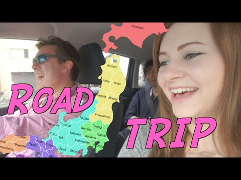 JAPAN ROAD TRIP Episode 1   CAT ISLAND Tashirojima