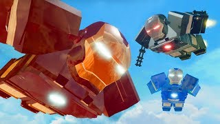 Homem De Ferro No Roblox Videos 9tubetv - roblox viramos o homem de ferro iron man battles