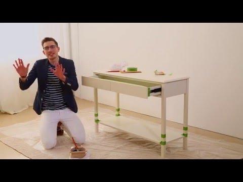 Furniture Upcycling 101, Beginner's Refurbishing Class