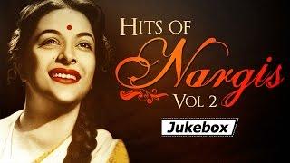 Hits Of Nargis - Vol 2 - Bollywood Evergreen Hindi Songs - Best Of Nargis Songs [HD]