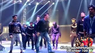 Salman Khan ROCKS at grand rehearsals for Dabangg Tour concert in New Delhi