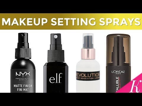 7 Best Makeup Setting Spray or Makeup Fixer for Long Lasting Makeup in India with Price