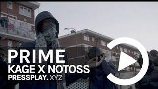 #ParkSide Kage X NoToss - Kermit (Music Video) Prod By SixSilence