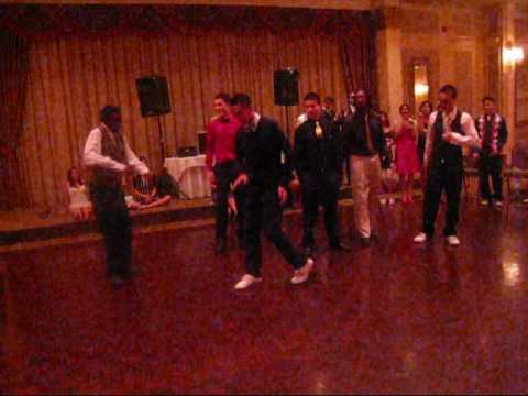 Boy's Dance Competition - Semi Formal