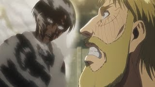 zeke is terrified of Levi - Attack on Titan season 3 part 2 episode 6