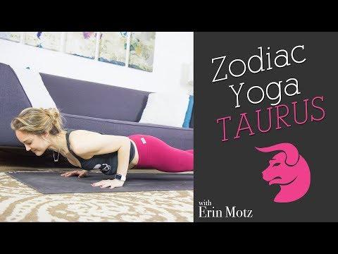 Zodiac Yoga: Taurus