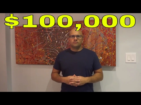 How To Make 100k A Year-IT'S EASY