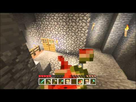 Minecraft Xbox 360 1.8.2 #31 - Sheep Farm Tutorial, Ready For Mob Breeding