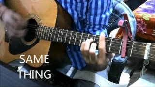 Hasi Ban Gaye + Pehli Nazar Mein - Simple Open chords Guitar Cover Lesson Chords beginners