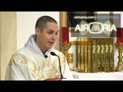 An Encounter With Jesus - May 28 - Homily - Fr Terrance