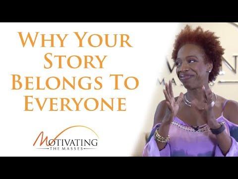 Lisa Nichols - Why Your Story Belongs To Everyone