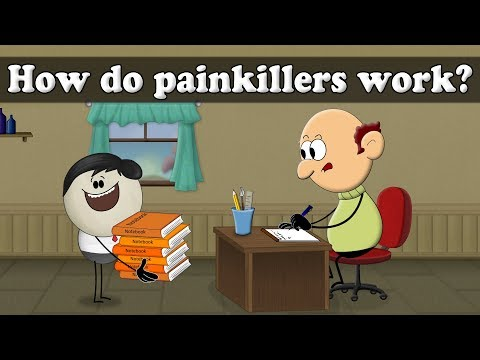How do pain relievers work? | It's AumSum Time