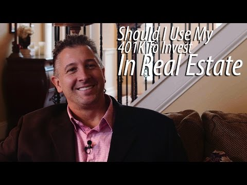 Should I Use My 401K To Invest in Real Estate | Charlotte Mortgage Lender