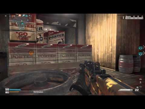 Strikezone Domination Call of Duty Ghosts pt 1