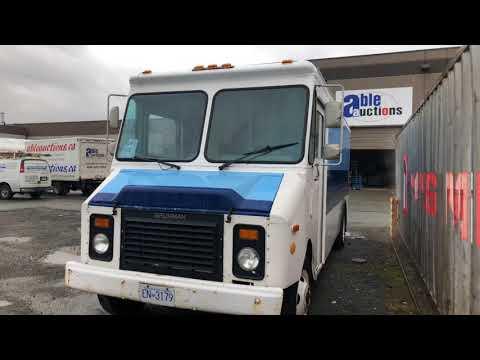 1995 Gruman Van - Saturday Feb 10th. 2018 ABBOTSFORD AUCTION
