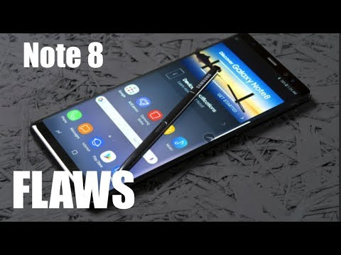Samsung Galaxy Note 8 Biggest Problems 6 Months Later!