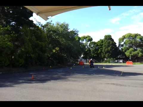 NSW RIDING TEST
