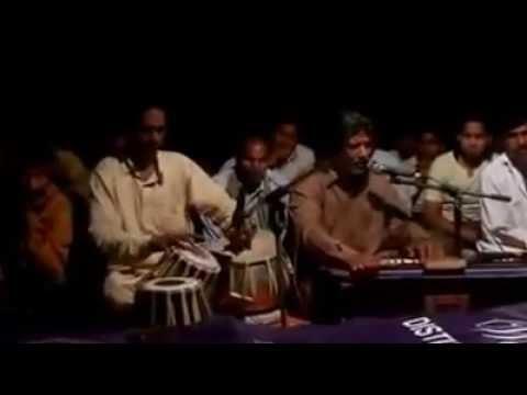 Likh kay lahoo da nal Afsana pyar da which bana deewana - Ustad Mark Anthony