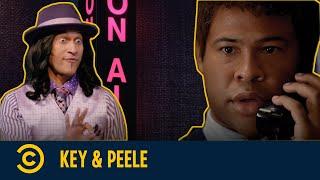 Showdown an Bord | Key & Peele | S04E13 | Comedy Central Deutschland