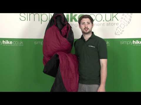 Snugpak Softie Chrysalis Winter Sleeping Bag - www.simplyhike.co.uk